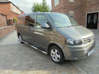 2010 Volkswagen VW T5 T30 LWB 2 Berth Day-Camper Van For Sale