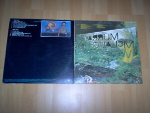 two lps by Murray Mclauchlan reduce price Gatineau Ottawa / Gatineau Area image 2
