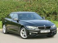 2017 BMW 420I M SPORT GRAN COUPE Auto Coupe Petrol Automatic