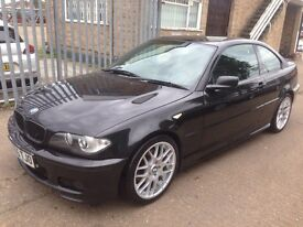 Bmw 320d manual 2005 m sport cupe