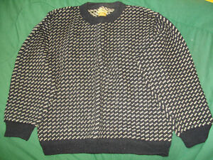 LL Bean Norwegian Fisherman's sweater like new