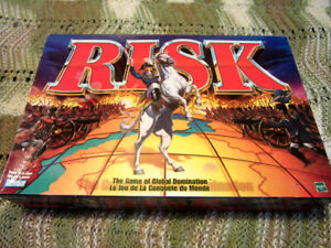 RISK:The Game of Global Domination