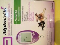 Brand new AlphaTRAK blood glucose monitoring system
