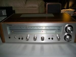 Vintage Technics SA-80 Receiver from the 70's