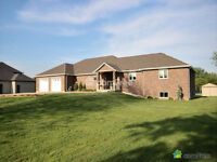Newer house 15 min from Windsor 2.5 acres deer in back