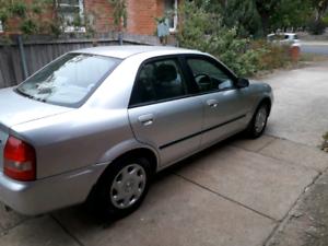 Mazda sedan 2002 for sale