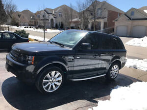 2012 Land Rover Range Rover Sport 4WD 4dr $24,000