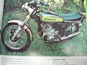 motorcycle book on Norton etc. Peterborough Peterborough Area image 6