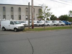 2005 GMC Safari & Astro CARGO VANS