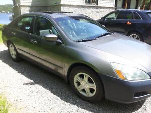 Honda Accord 2007 EX-L avec Navigation