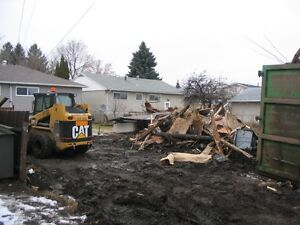 SKID STEER /DEMOLITION SERVICES PLUS & HAULING Edmonton Edmonton Area image 5