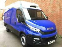 2017 15K IVECO dally Temperature controlled fridge van