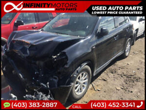 2013 MITSUBISHI RVR FOR PARTS PARTING OUT CARS CAR PARTS