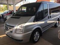 2013 FORD TRANSIT 125 T280 FWD 9 Seater Mini Bus