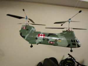Walkera Chinook RC helicopter