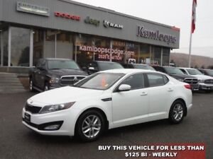 2013 Kia Optima LX  -  Power Seats