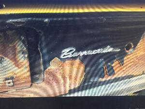 1970 BARRACUDA CONVERTIBLE  318 auto MOPAR CHALLENGER CUDA