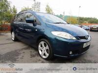 MAZDA 5 SPORT D 7STR, Blue, Manual, Diesel, 2006