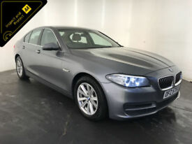 2013 BMW 525D SE AUTOMATIC DIESEL SALOON 1 OWNER BMW SERVICE HISTORY FINANCE PX