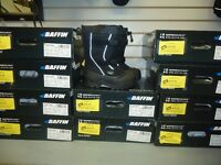 Kid's Baffin Snowmobile Boots