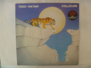 TYGERS OF PAN TANG LPs - 3 to choose from