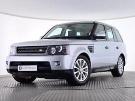 2009 Land Rover Range Rover Sport 3.0 TD V6 SE 5dr