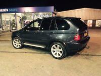 BMW X5 3.0 diesel sport 56 reg