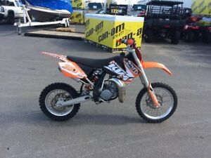 KTM 85 SX  2012