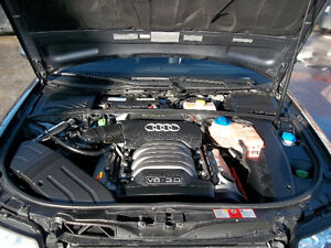 2004 Audi A4 3.0L Quattro Kitchener / Waterloo Kitchener Area image 9