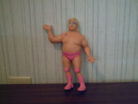 "WWF ""Adorable"" Adrian Adonis used"