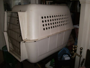 Extra Large Dog Travel Kennel