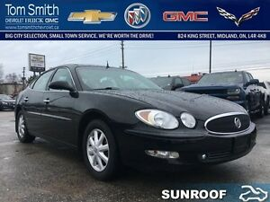 2005 Buick Allure CXL   - LOW KMS -  SUNROOF -  CRUISE