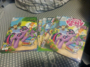My Little Pony Comic Collection 1-23
