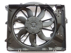 BMW 128i 328i 323i 2006-2013 Fan Housing w/Fan  V20010011