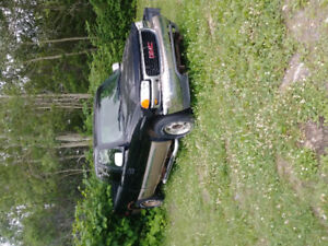 2001 Chev 1500 and 1999 GMC 1500