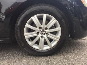 Volkswagen Jetta Sedan 2.0L Auto Comfortline-MAGS-IMPECABLE 2012