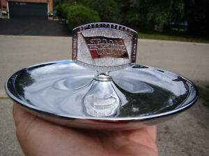Vintage Mid Century Metal Candy Dish
