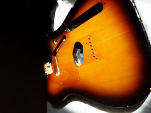 Fender Telecaster body USA standard
