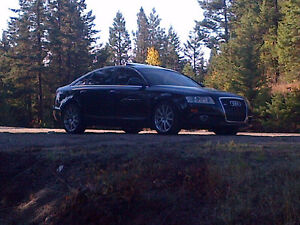 2010 Audi A6 3.0L Special Edition Sedan Supercharged