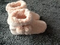 Brand new slippers from boux avenue, size M uk 5-6