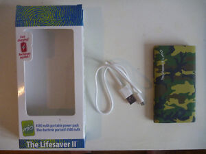 Mio Portable power pack