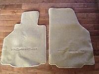 Tapis auto neufs Porsche Boxter