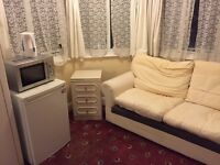 Double room for rent in central hotel-long term