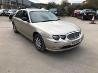 Rover 75 1.8 Classic SE 4 DOOR - 2004 04-REG - 10 MONTHS MOT