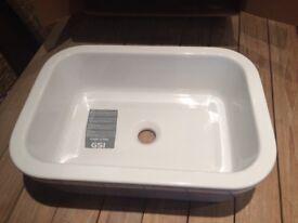 New ceramic sink