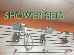 SHOWER SETS HAND SHOWERS RAIN SHOWER PANELS BIDET SHOWER FAUCETS