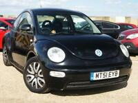 2001 51 VOLKSWAGEN BEETLE 1.6 8V 3D 100 BHP ***CHEAP PART EX TO CLEAR***