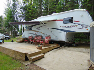 2007 Fifth Wheel Trailer for sale