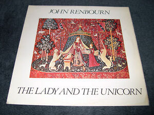 John Renbourn - The Lady & the Unicorn (1970) LP British Folk