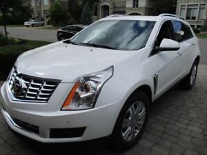 2013 Cadillac SRX Luxury Collection LEATHER! POWER EVERYTHING...